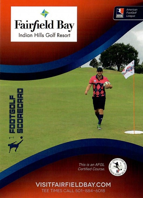 Footgolf Cropped
